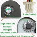 100% nova marca Fan CPU para DELL Inspiron 15R N5110 Laptop reparação parte substituição ventilador cooler