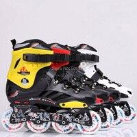 Free Shipping Roller Skates Roller Shoes V8 2 In 1 Street Brush To Fsk