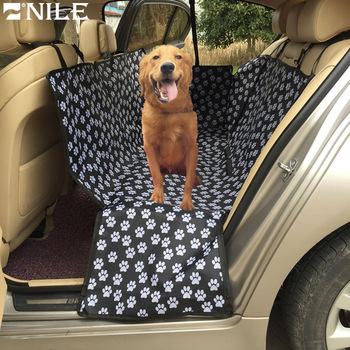 Nile Pet Mat Back Two-seater Pet Car Mat Waterproof Cushion Vehicle Car Dog Anti-slip Pet Mat Dog Seat Covers