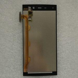 Image 3 - 100% garantie weiß Für IUNI U2 Snapdragon 800 Lcd Bildschirm Mit Touch Screen digitizer montage durch freies verschiffen