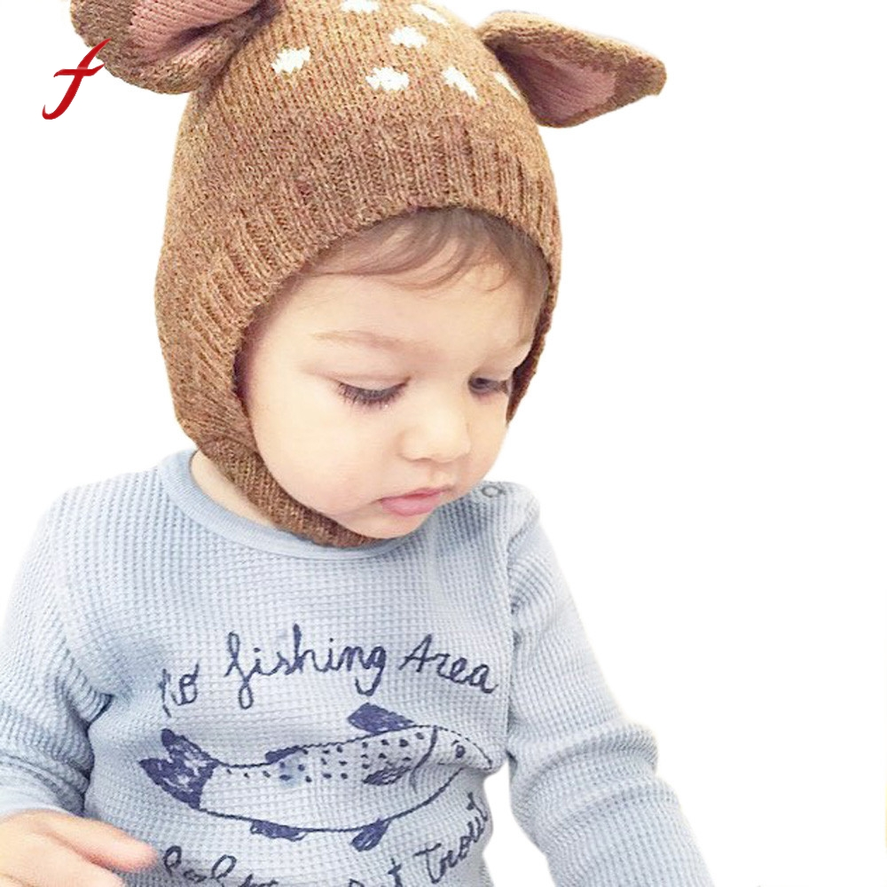 Baby Hat Kids Newborn Knitted Cap Crochet Solid Children Beanies Boys Girls Hats Headwear Toddler Caps Accessories newborn kids skullies caps children baby boys girls soft toddler cute cap new sale