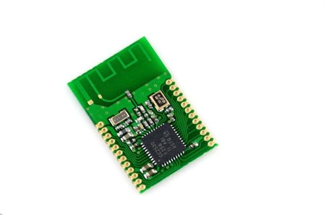 2pcs/lot Communication distance 150m ZG-M0 Zigbee serial port passthrough module CC2530 epc network smart home GPIO ADC sampling