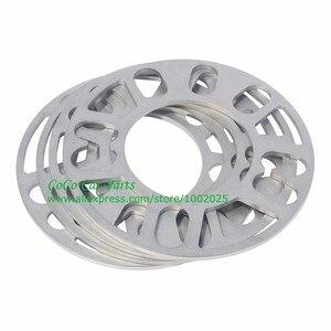 Image 4 - 2 stücke Universal Legierung Aluminium Rad Spacer Distanzscheiben Platte 4 5 STUD 3mm 5mm 8mm 10mm FIT 4x 100 4x114,3 5x 100 5x108 5x114,3 5x120