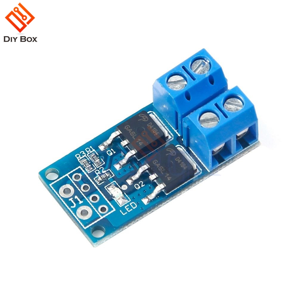 Electronic Components & Supplies Mos Fet F5305s 4 Channels Pulse Trigger Switch Controller Pwm Input Steady For Motor Led