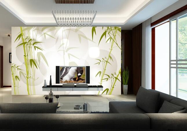 Paisajes para paredes relajarse aqu la naturaleza paisaje for Murales pared dormitorio