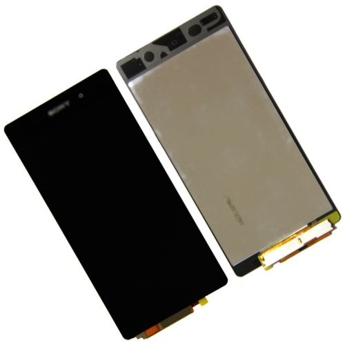 Для Sony Xperia Z2 L50W D6503 d6502 D6543 Лучшее качество Сенсорный ЖК-Дисплей + Экран Digitizer Замена