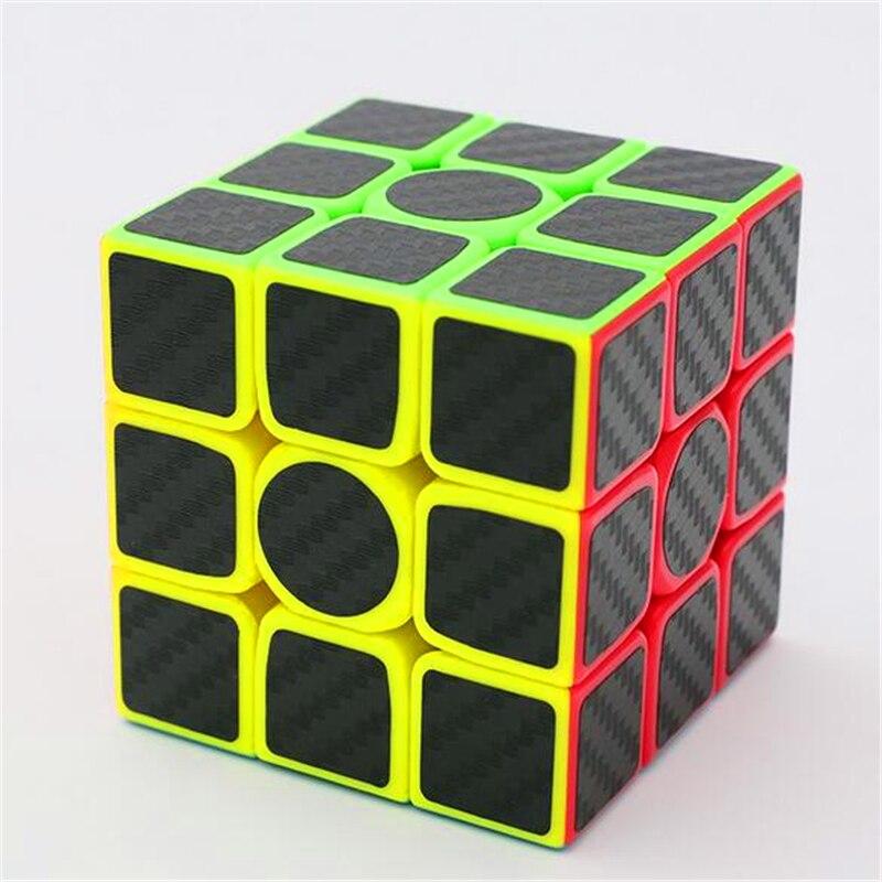 Cubos Mágicos cubo mágico 3x3x3 enigma velocidade Número do Pedido : 3x3x3