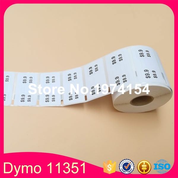 30 x Rolls DYMO Compatible Labels jewelry labels 11351 DYMO11351 DYMO 11351