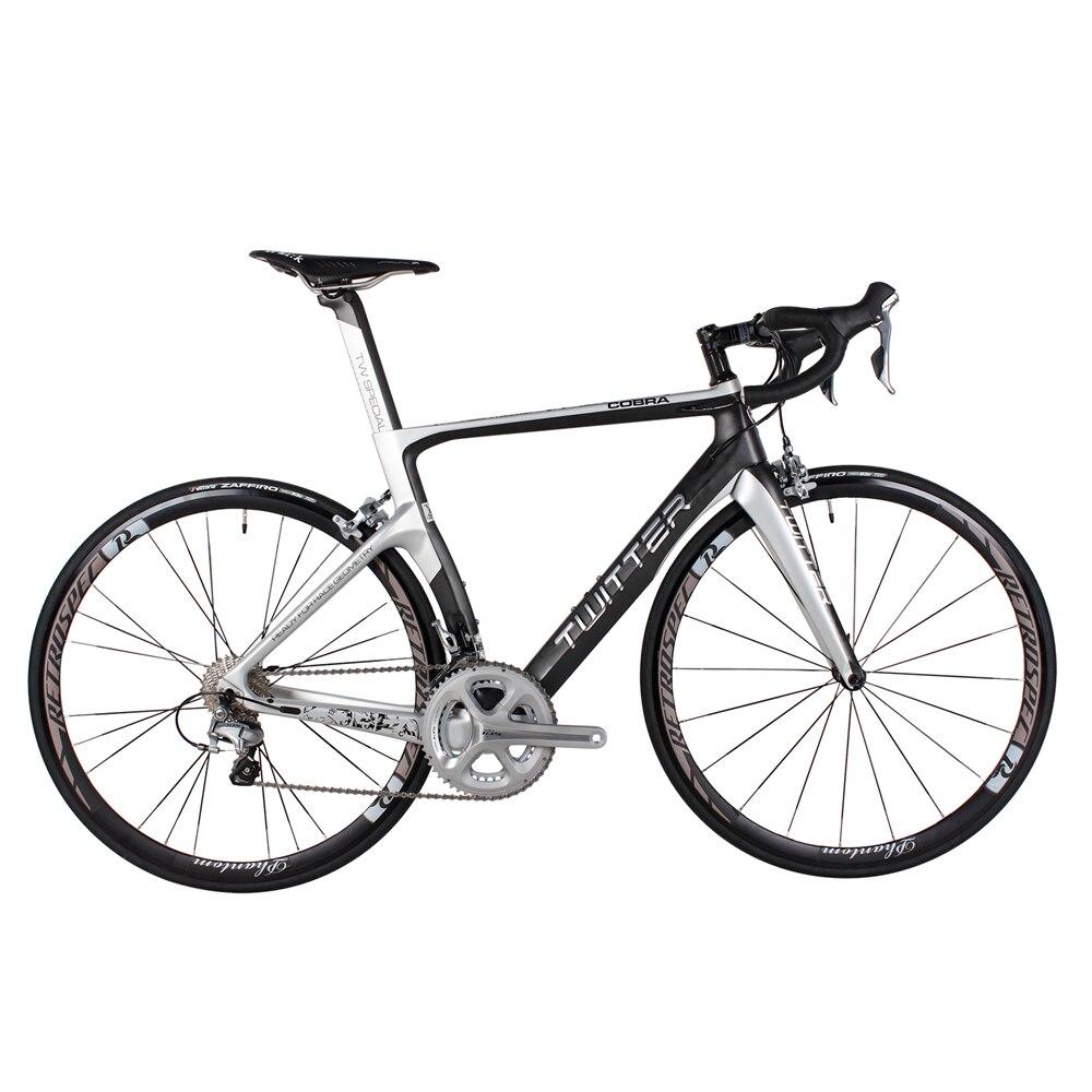 где купить 22 Speed 3K Complete Bicicleta Ultralight T800 Carbon Road Bike Shimano 5800 & V-brake Carbon CNC Bearing Aero Flat Spoke 11-28T по лучшей цене