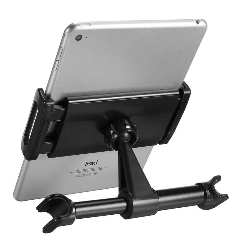 360 Rotating Car Back Seat Headrest Mount Holder Stand For Phone Tablet New 4-11inch Tablet Stand Car Holder For iPad For iphone