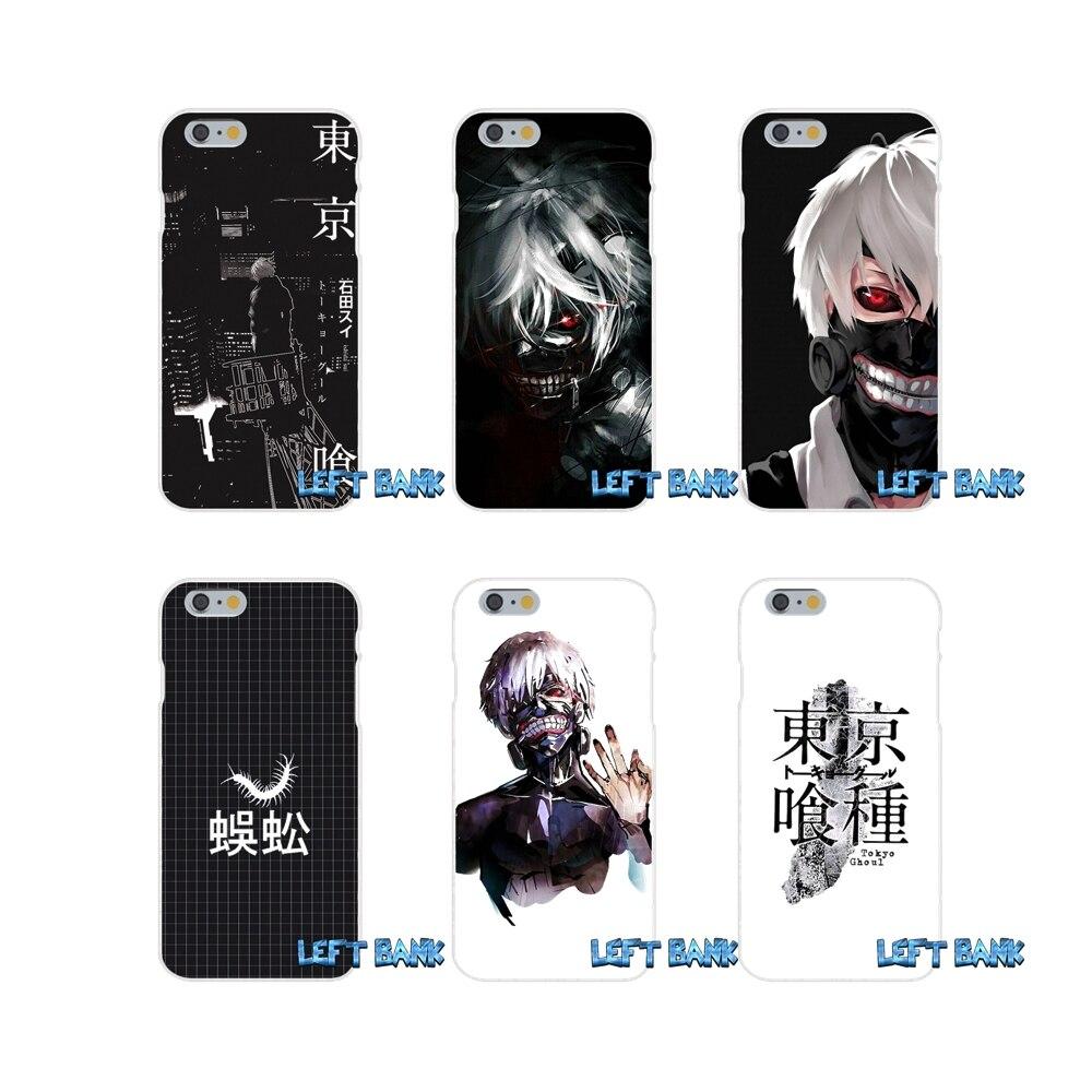 Tokyo Ghoul Juuzou Suzuya Slim Silicone Case For Huawei G7 P8 P9 p10 Lite 2017 Honor 5X 5C 6X Mate 7 8 9 Y3 Y5 Y6 II