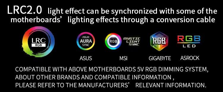 Купить с кэшбэком Barrow CPU Water Block use for AMD RYZEN AM3 AM3+ AM4 Socket Acrylic + Copper Radiator RGB 5V GND to 3PIN Hearder in Motherboard