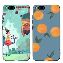 Orange monkey Phone Cases Cover for Xiaomi mi A2 8 9 lite se case xiaomi redmi note 6 7 pro 5 Plus Soft