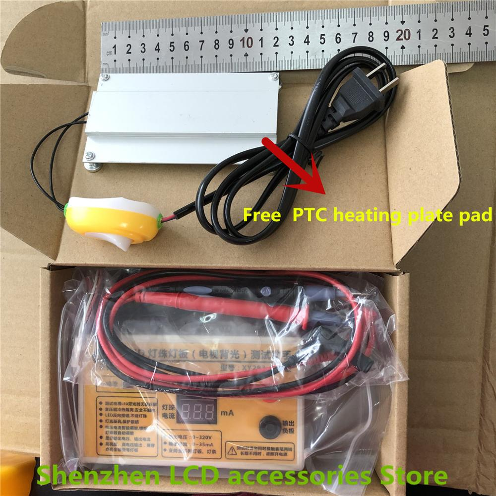XY283 Led backlight tester high power LCD TV lamp tube tester lamp bead lamp bar maintenance