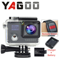 Оригинал YAGOO6 камеры Действия Wi-Fi Ultra HD 1080 P Viideo deportiva 1080 P 30fps ик pro камеры prova агуа дуа Baterias