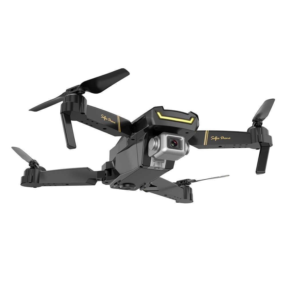 Global GW89 Zangão RC com Câmera 1080P HD Wifi Gesto Photo Video Altitude Hold Dobrável RC Quadcopter FPV para iniciantes VS E58