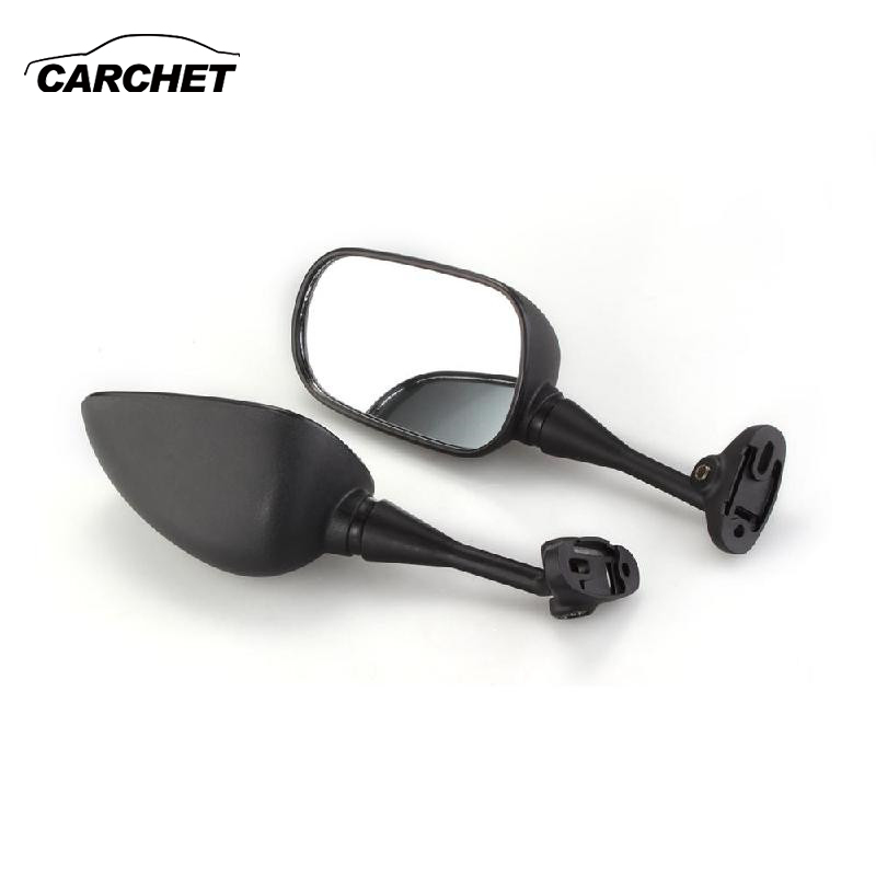 CARCHET Motorcycle Motorbike Side Mirror Left Right Side Rear View Mirror for 1999-2006 Honda CBR 600 F4 F4i RC51 RVT aftermarket free shipping motorcycle parts motor engine stator cover honda cbr600rr f4 f4i 1999 2006 left black