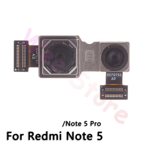 Image 5 - Cámara trasera principal original para Xiaomi Mi Redmi Note 5 Plus 5A Pro, cámara trasera, Cable flexible