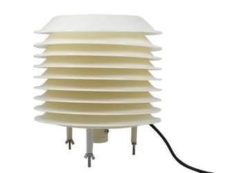 Venetian box PM2.5/PM10 Sensor RS485 modbus Particle detection sensor transmitter 10-30V 0-1000ug/cubic meter 485 Air quality