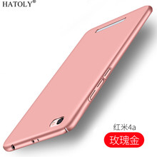 hot deal buy for smooth cover xiaomi redmi 4a case redmi 4a ultra-thin hard pc protective case for xiaomi redm 4a 5.0