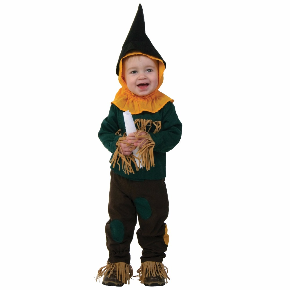 Popular Scarecrow Costume-Buy Cheap Scarecrow Costume lots from ...