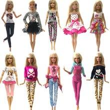 NK 2019 Terbaru Gaun Boneka Gaun Fashion Menari Balet Gaun Rok Pesta Gaun  untuk Boneka Barbie bf51bfade7