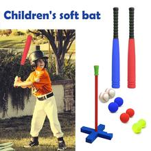 Super Safe Foam Baseball Bat With Baseball Toy Set For Children Age 3