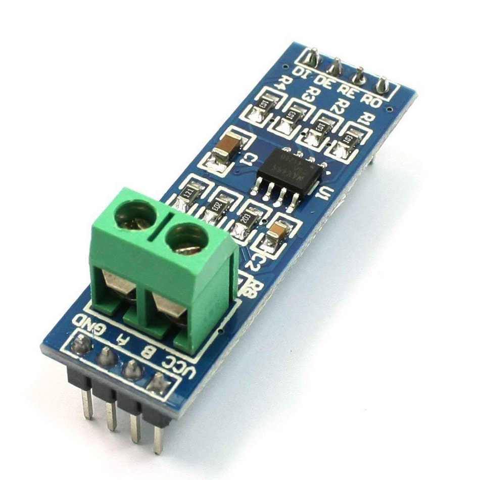 MAX485 Mô Đun RS-485 TTL to RS485 MAX485CSA Module Chuyển Đổi Cho Arduino Mạch Tích Hợp