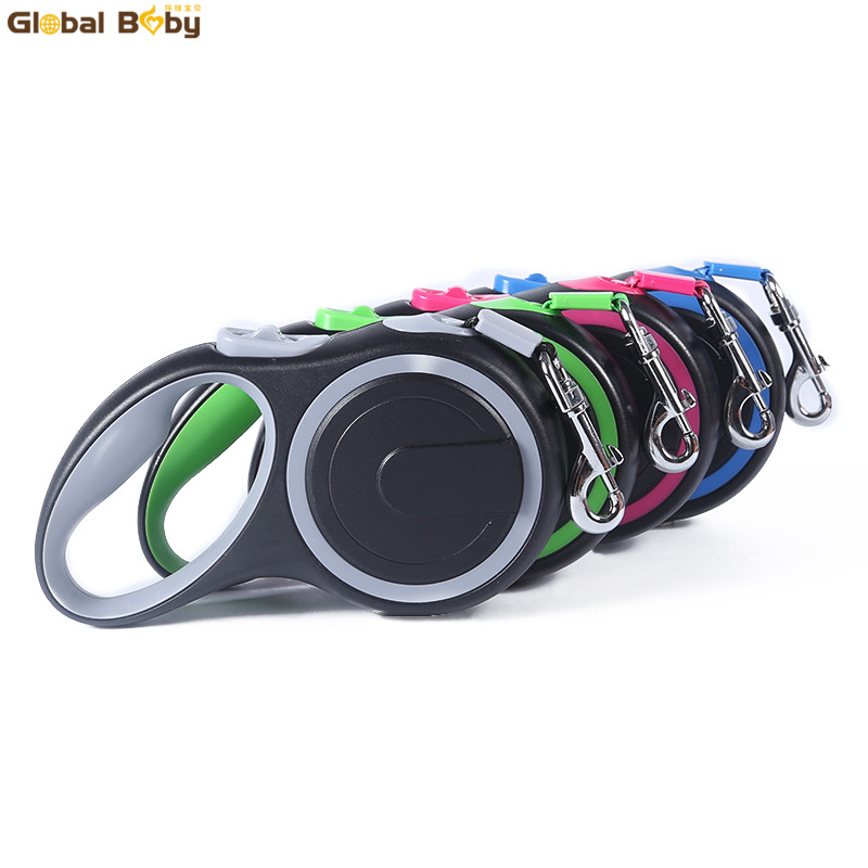 New Arrival Automatic Leash for Medium and Big Dog Walking Reflective Pet Dog Retractable Leash Lead