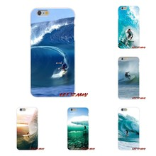 For Sony Xperia Z Z1 Z2 Z3 Z4 Z5 compact M2 M4 M5 E3 T3 XA Aqua Surfer Sea Wave Accessories Phone Cases Covers(China)
