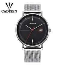 2018 NEW Mens Watches Top Brand Luxury Quartz Watch Men Stainless Steel Waterproof Sport Wristwatch Relogio Masculino Gift Box все цены