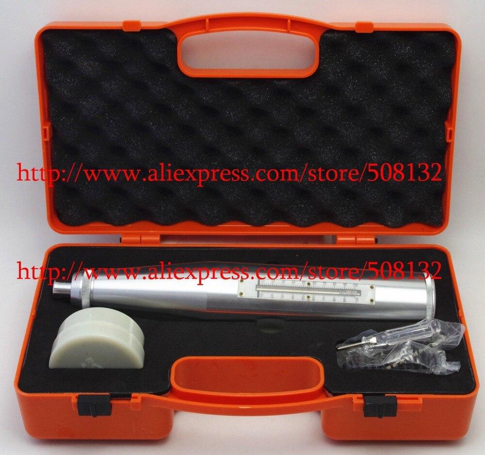 Portable Concrete Rebound Hammer NDT Tester Meter Gauge ZC 3 ZC3 A Resiliometer