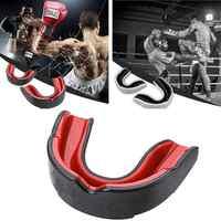 Sport Mund Wache EVA Zähne Beschützer Kinder Jugend Mundschutz Zahn Klammer Schutz für Basketball Rugby Boxen Karate