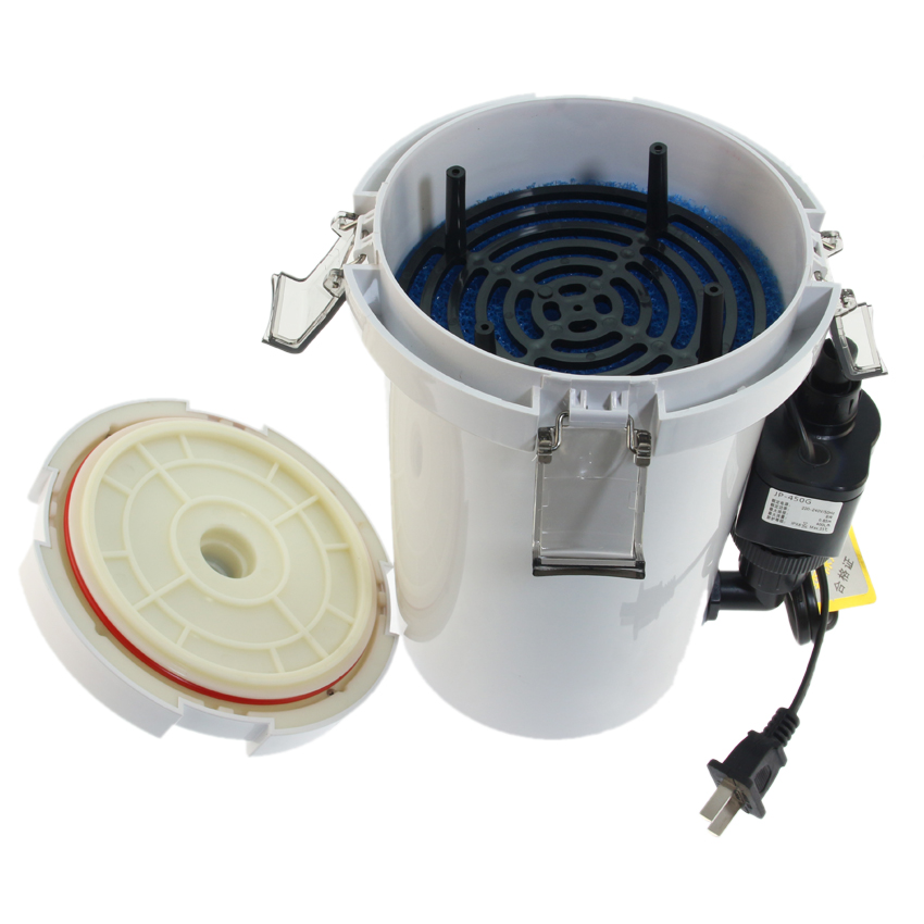 Sunsun aquarium filter ultrastille externe aquarium filter emmer 110 - Producten voor huisdieren - Foto 4