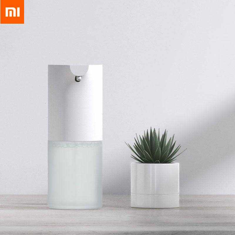 Xiaomi Mijia Original Auto Induction Foaming Hand Washer Soap Dispenser Automatic Soap 0.25s Infrared Sensor Smart Home gift