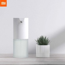 Xiaomi Mijia Original Auto Induction Foaming Hand Washer Soap Dispenser Automatic Soap 0.25s Infrared Sensor Smart Home gift auto foaming hand washer automatic touch less soap dispenser portable soap dispensers bathroom product