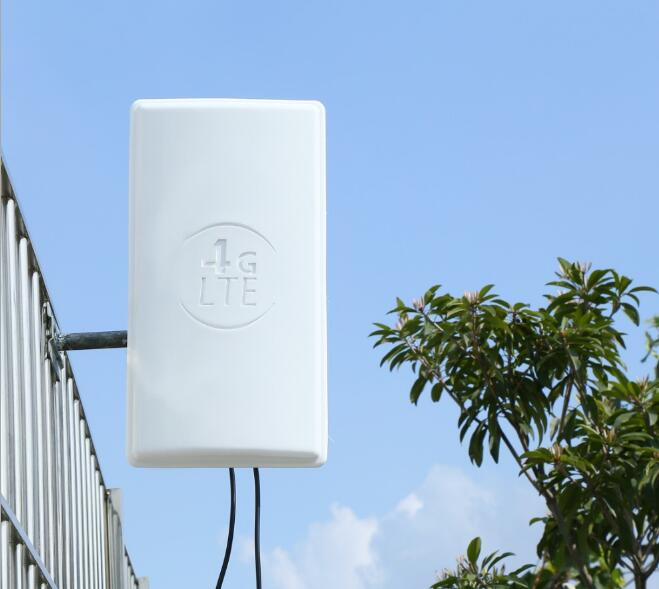 24dbi 4G LTE Outdoor Mimo antenna male 800mhz-2600mhz