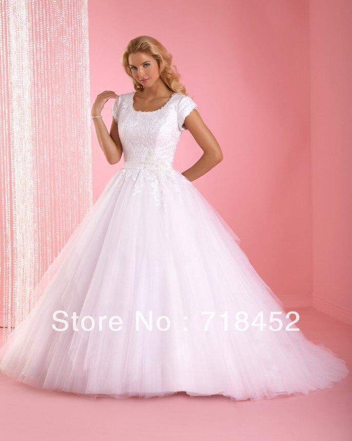 Organza vestidos de novia blanco debajo de 1000 de encaje blusa una ...