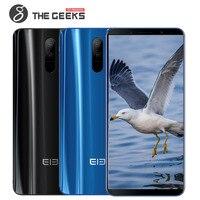 Elephone U Pro Face Unlock 4G LTE Smartphone Android Phones Camera 13mp 5.99'' snapdragon Octa Core 6GB 128GB Type C Cellphones
