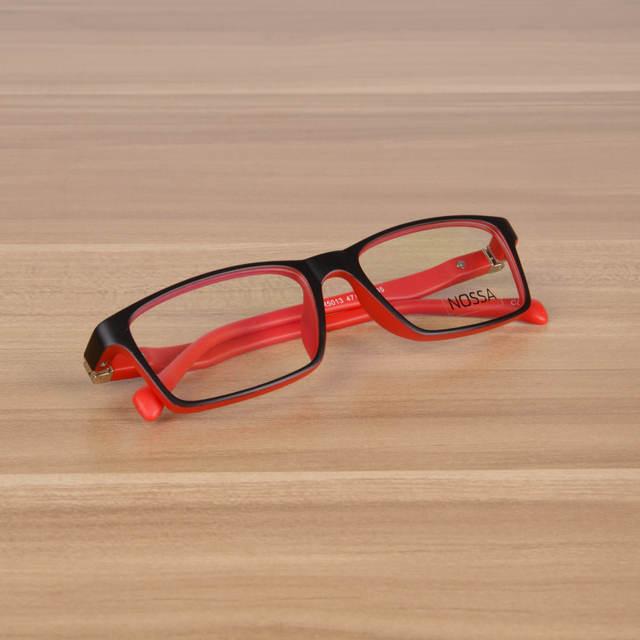 62e14b6f927 NOSSA High Quality TR90 Kids Glasses Frame Unisex Cool Designer Eyeglasses  For Boys And Girls Delicate