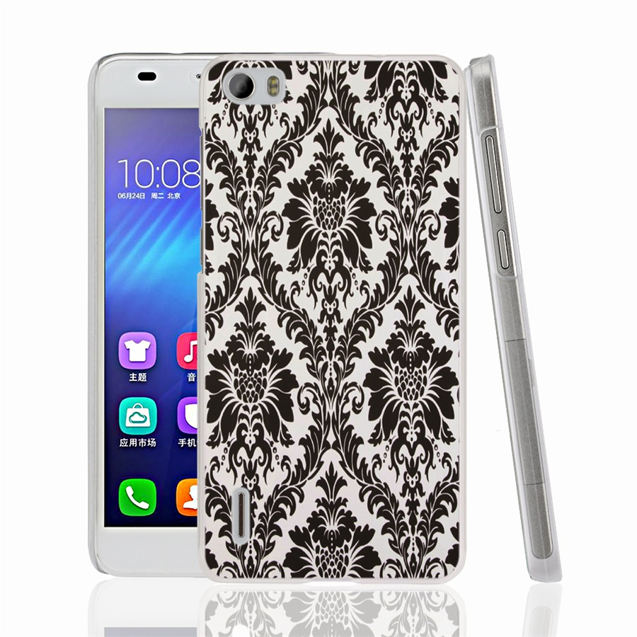 Gray and white damask curtains - 08522 Black White Damask Cover Phone Case For Sony Xperia Z2 Z3 Z4 Z5 Mini Plus Aqua M4 M5 E4 E5 C4 C5