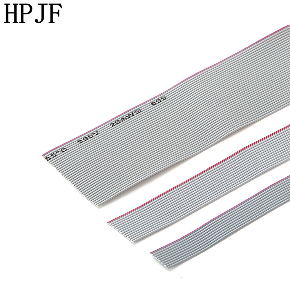 "IDC Enchufe Cable cinta 1.27 mm Zócalo de IDC 5.91/"" 150 mm 10 formas"