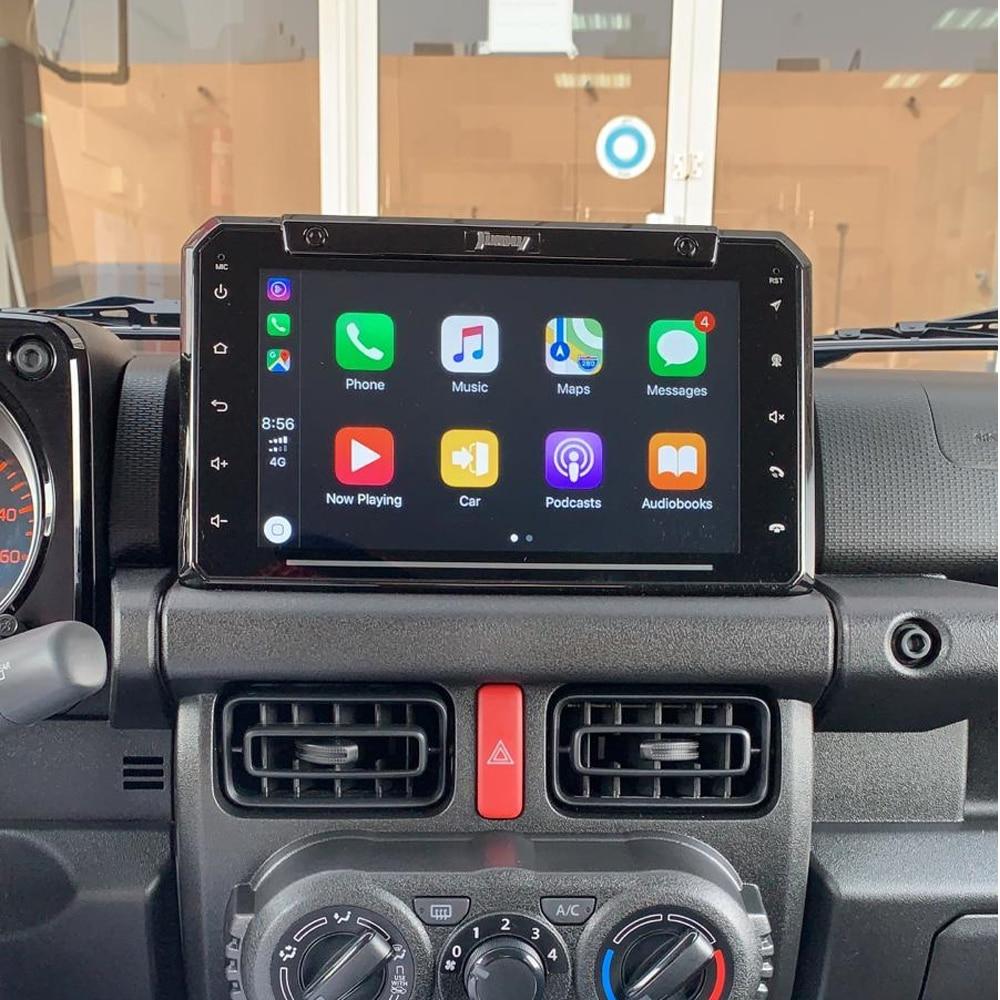 2 Din Android 8 1 GPS Radio For Suzuki Jimny 2019 Head Unit 9 0 Inch