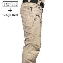 TAD IX7(II) Gear Cotton Military City Tactical Pants Men Army Combat Cargo Pants Casual SWAT Soldier Train Hike Outdoors Trouse