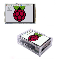 Hot Sale 3 5 Inch LCD TFT Touch Screen Display For Raspberry Pi 2 And Raspberry
