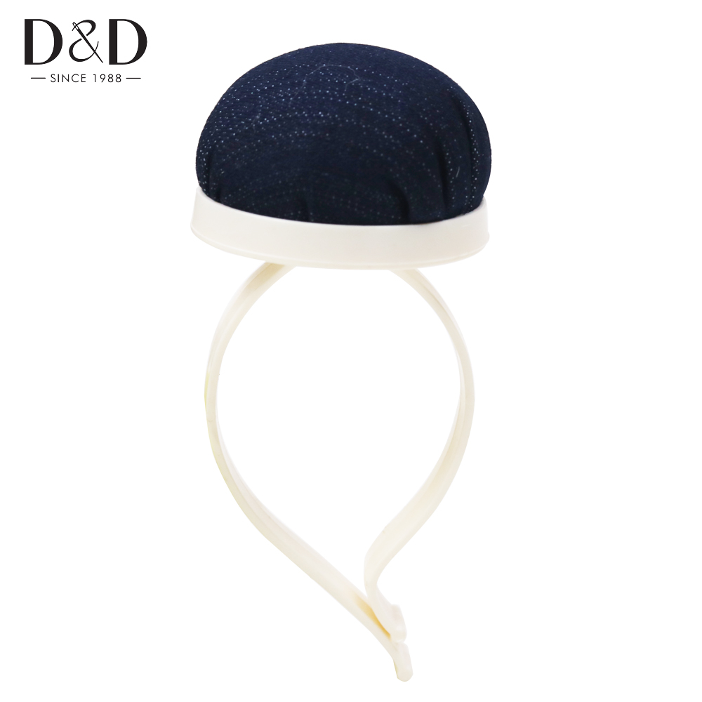 D&D 1pc New Fabric Elastic Wrist Sewing Pin Cushion Needles Holder DIY Home Tailors Safety Craft Sewing Tools Accessories