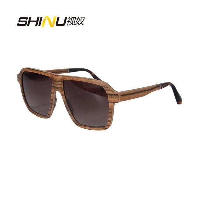 8603e666fc Madera de gama alta Gafas de sol mujeres hombres marca diseñador polarizado  conducir Sol Gafas gafas