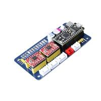 SE XY 2 Axis Stepper Motor Driver Controller Board EleksMana Control Panel USB Cable 2P 3P