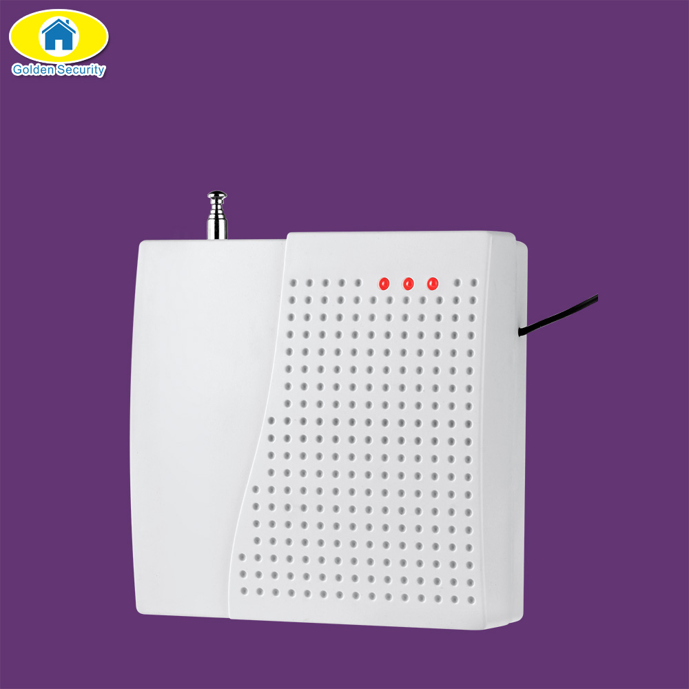 Goden Security TD Wireless Alarm Signal Repeater Transmitter Enhance Sensor Signal Extender for KERUI Home Security Alarm System