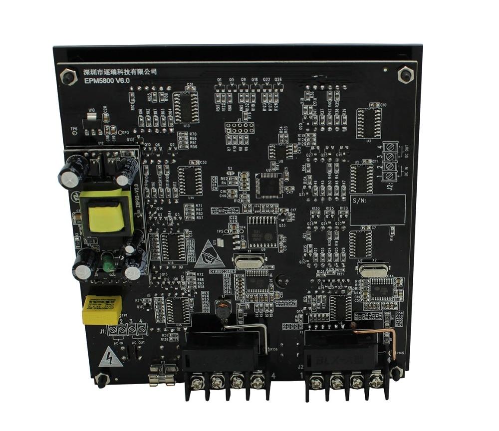 EPM5800-E kintamos / nuolatinės srovės galios matuoklis / vatos - Matavimo prietaisai - Nuotrauka 2